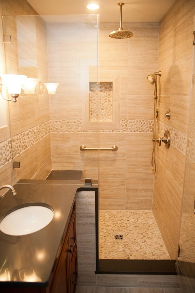 Custom Shower Options for a Bathroom Remodel - Design ... on Bathroom Remodel Design Ideas  id=80929
