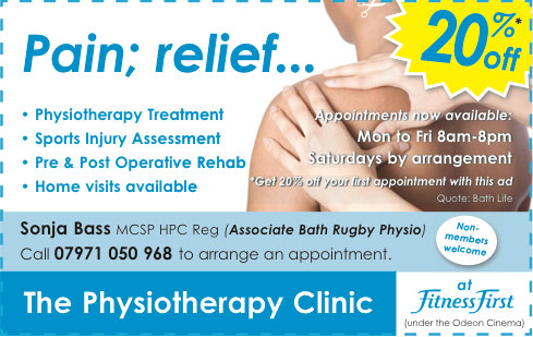 The Physiotherapy Clinic rebrand