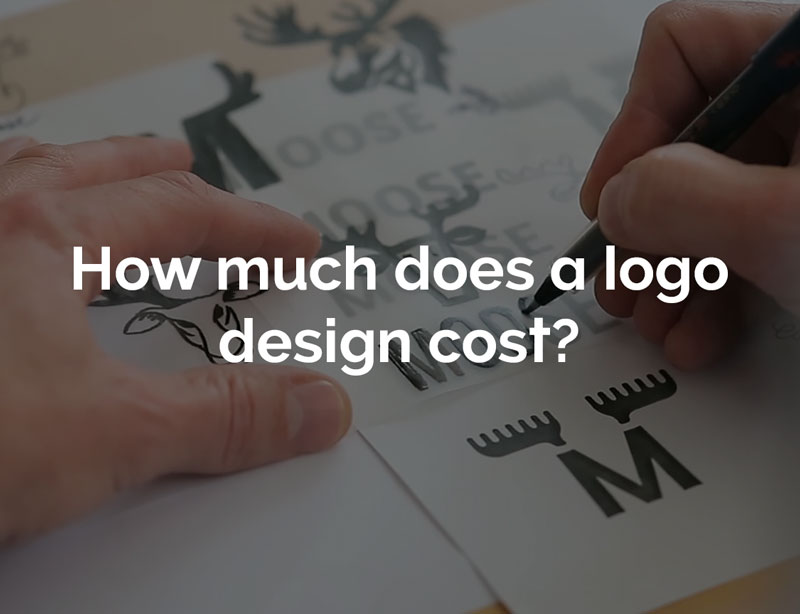 How much does a logo design cost?