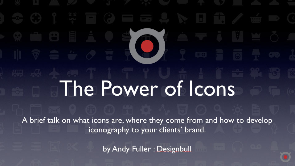The Power of Icons