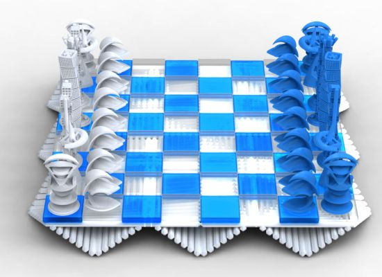 calatrava chess set 07