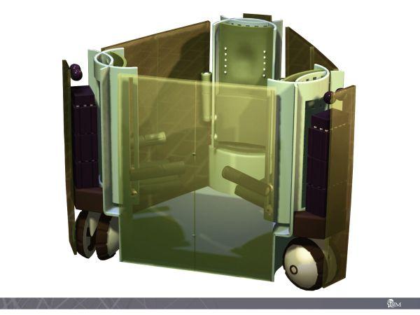 City Transport Vehicle