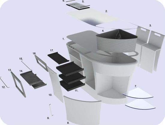 compact kitchen 3