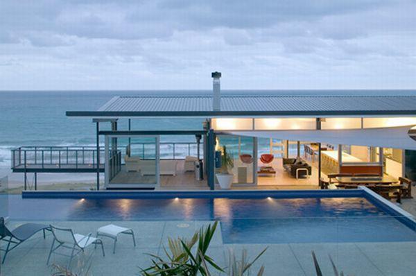 10 Modern Beach Homes To Enjoy Rich Healthy Coastal Life