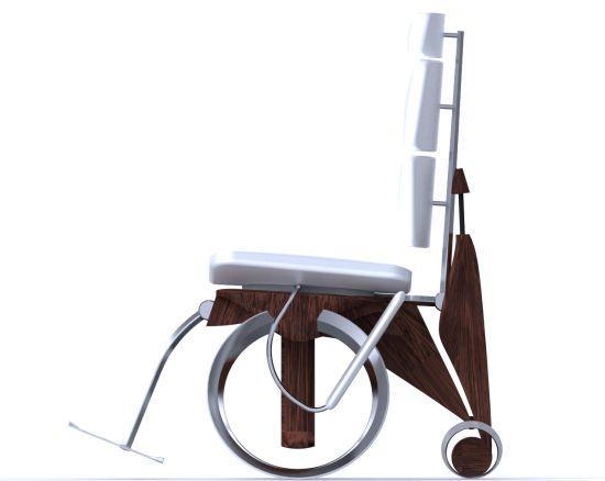 nimbl wheel chair 10