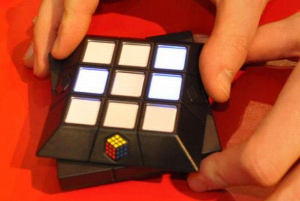 Rubik's Cube Slide