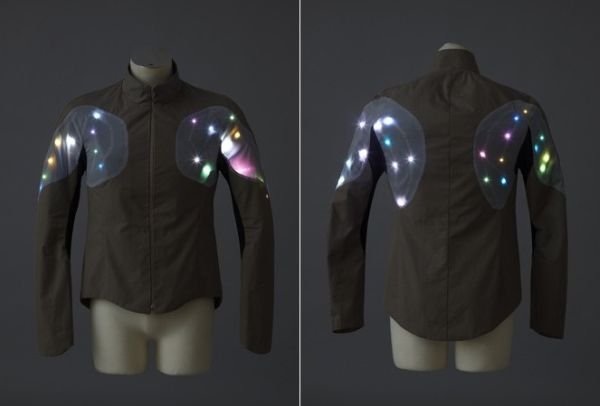 Sporty Supaheroe cycle jacket