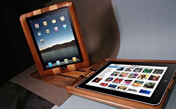 Substrata Wooden iPad