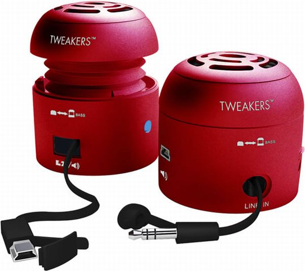 USB Portable Speakers from Grandmax