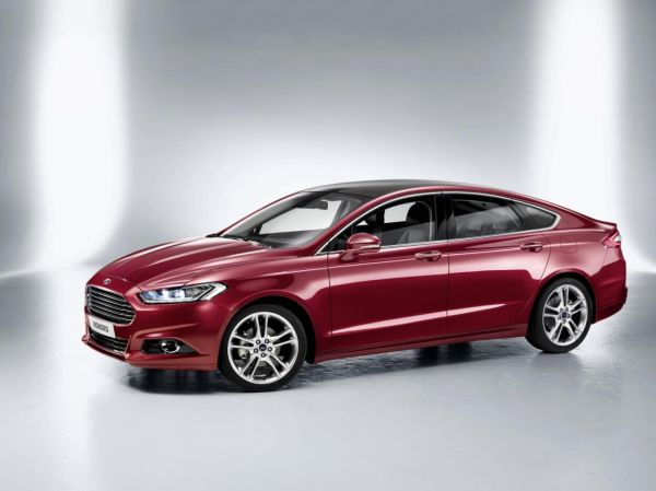 new ford mondeo 2