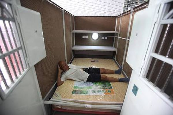 The 3rd Generation Of The 'Capsule hotel'