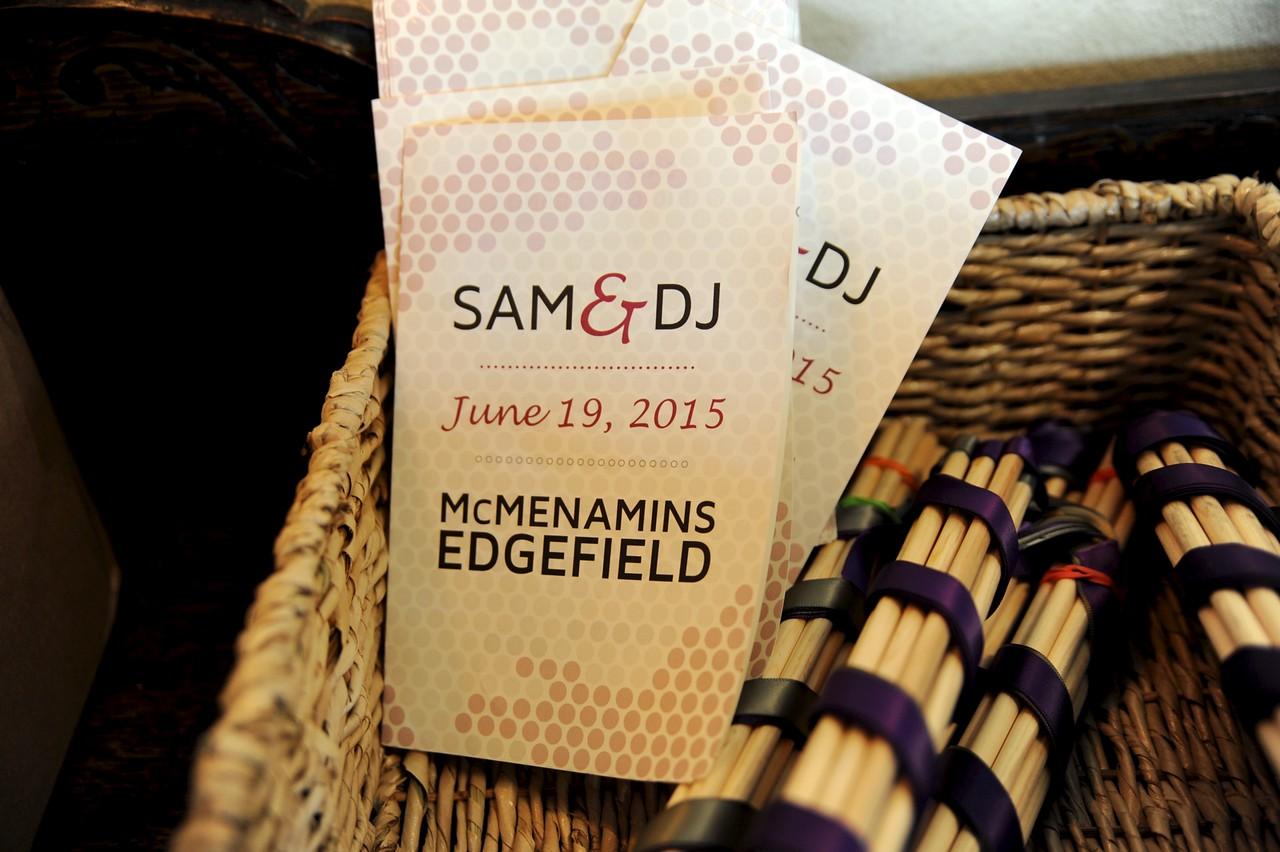 Wedding Collection: Sam & DJ