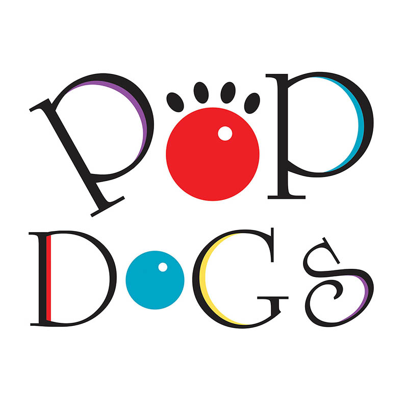 Pop Dogs Logo