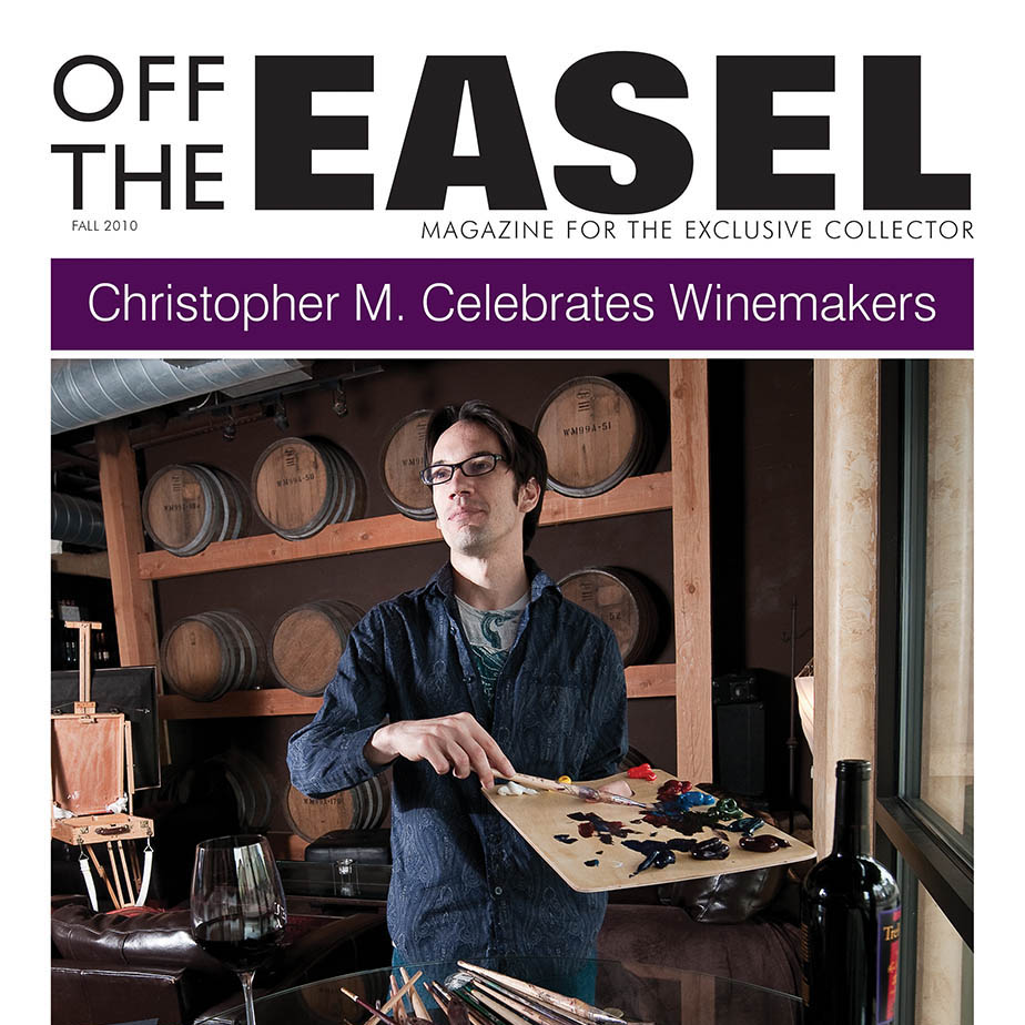 Off the Easel Magazine