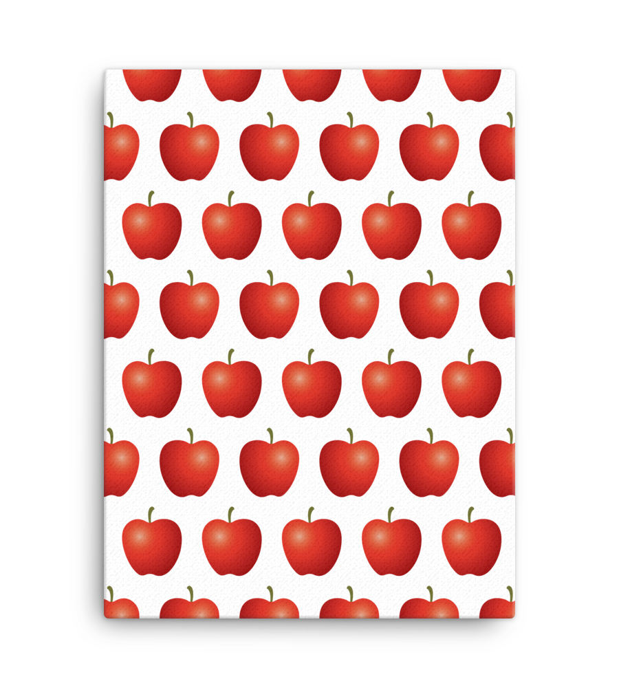 Apples Canvas