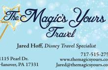 Disney Travel Agent Website Design, Hanover, PA