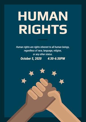 free online law politics poster maker