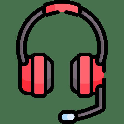 customer support headphones
