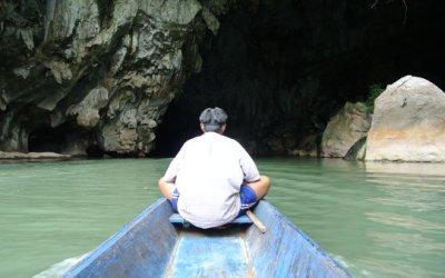 Kong Lo Grot – Zuid Laos