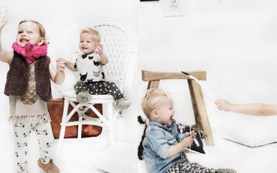 Baby Kleding: Little Indians