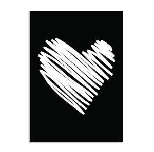Heart-Zwart-Blank