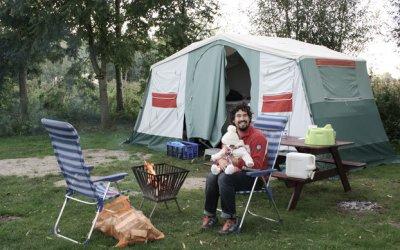 Een kampeertrip dichtbij huis