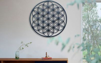Heilige Geometrie in het interieur