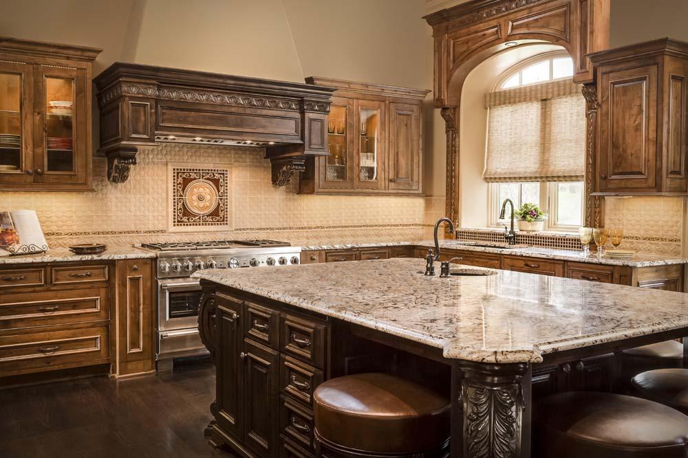 Kansas City Kitchen With A Taste Of Tuscany A Design