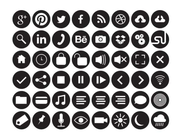 free circle skills resume icon 28 images 14 free resume icons 48 free hollow and solid