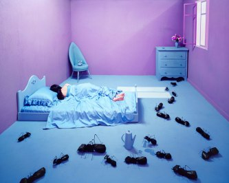 JeeYoung Lee_Over Sleeping