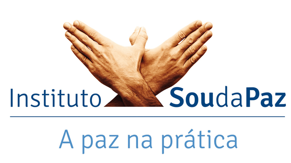 Logo do Instituto sou da paz