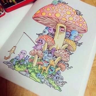 coloring-book-adult-doodle-invasion-kerby-rosanes-13