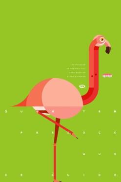 3poster_flamingo
