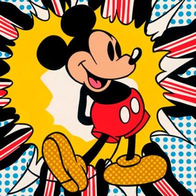 Mickey por Calrton Reis