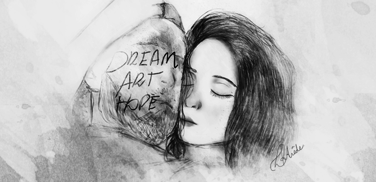 drem_art_hope_b&w