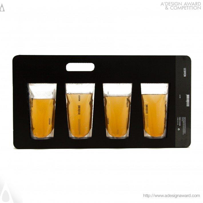 Maleta de Cerveja, idealizada por Wonchan Lee