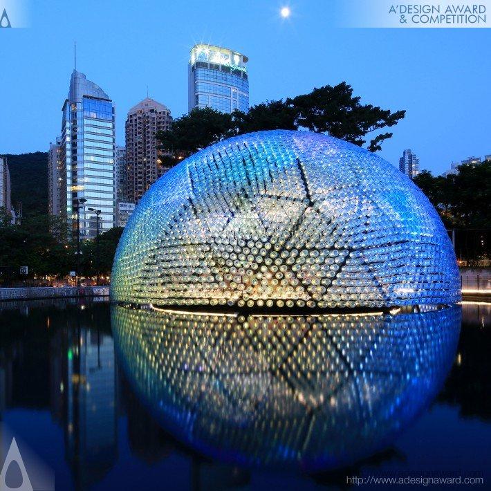 Meia Lua, projeto arquitetônico desenvolvido por Mr. Siu Kwok