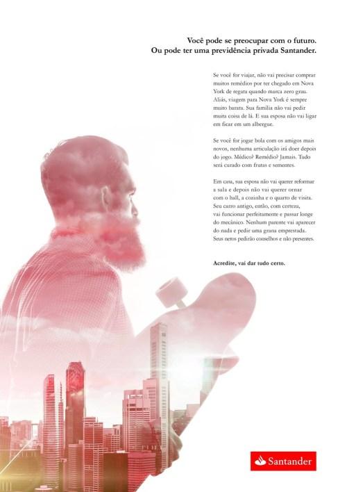longcopy santander will viscaino leo arcoverde publicidade anúncio miami ad school/espm