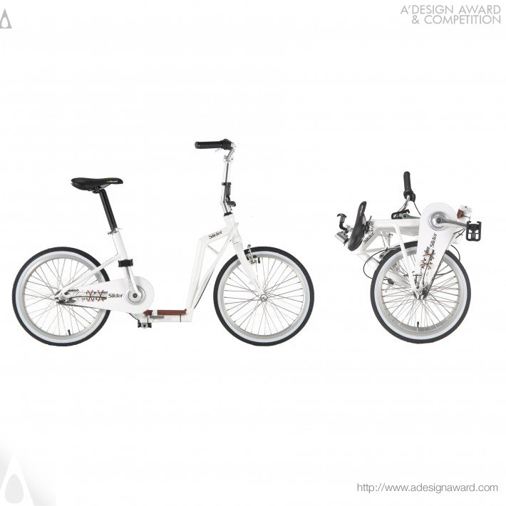Slider Folding Bike_Paul Hao