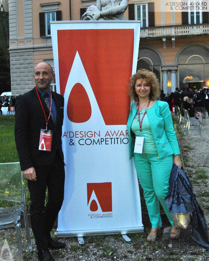 A'Design Awards Noite de gala