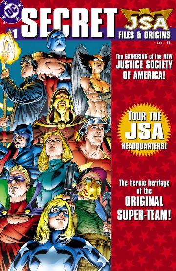 JSA Secret Files #1