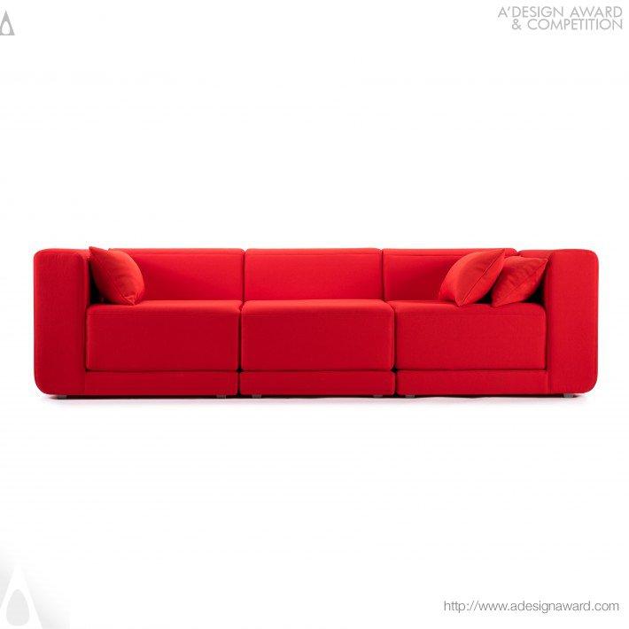 Sofá modular Omo Modern 20
