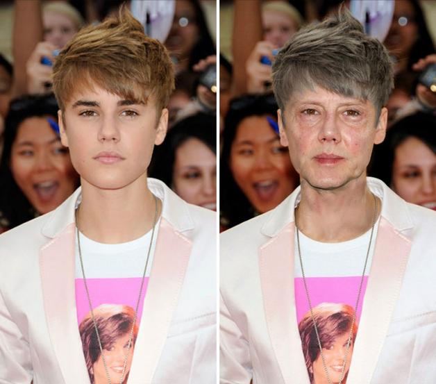 Justin Bieber por Hidreley