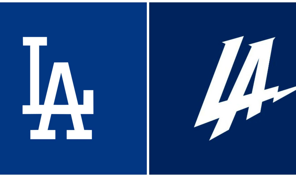 los angeles dodgers los angeles chargers