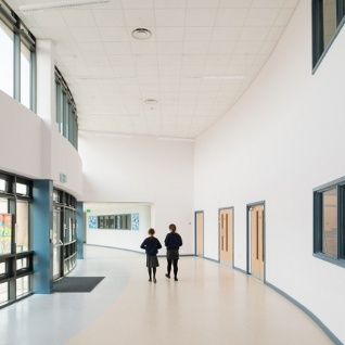 Eric Wright Construction Completes Mereside Primary School