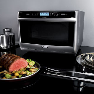 whirlpool launches new jetchef combination microwave designcurial