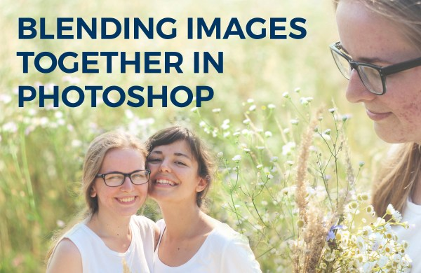 How to Seamlessly Blend Images Together in Photoshop