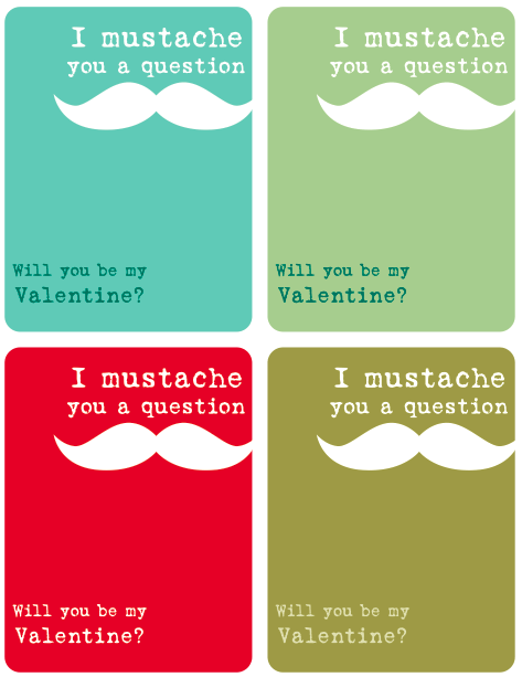 This is a picture of Free Printable Mustache in water