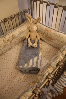 Classic Peter Rabbit Nursery Design Dazzle