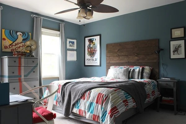 Rustic Modern Teen Boy's Room - Design Dazzle on Teenage Boy Room  id=74024